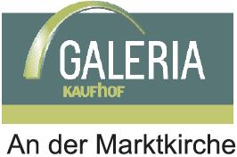 Vereins-Wochen in der Galeria-Kaufhof vom 01.04.-30.04.2016