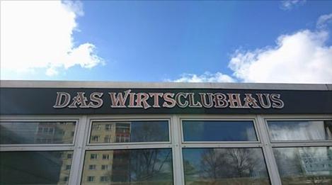 """""""Das Wirtsclubhaus"""", seit dem 01.03.2016 der """"neue"""" Mittelpunkt auf der Bezirkssportanlage Hannover-Döhren !"""