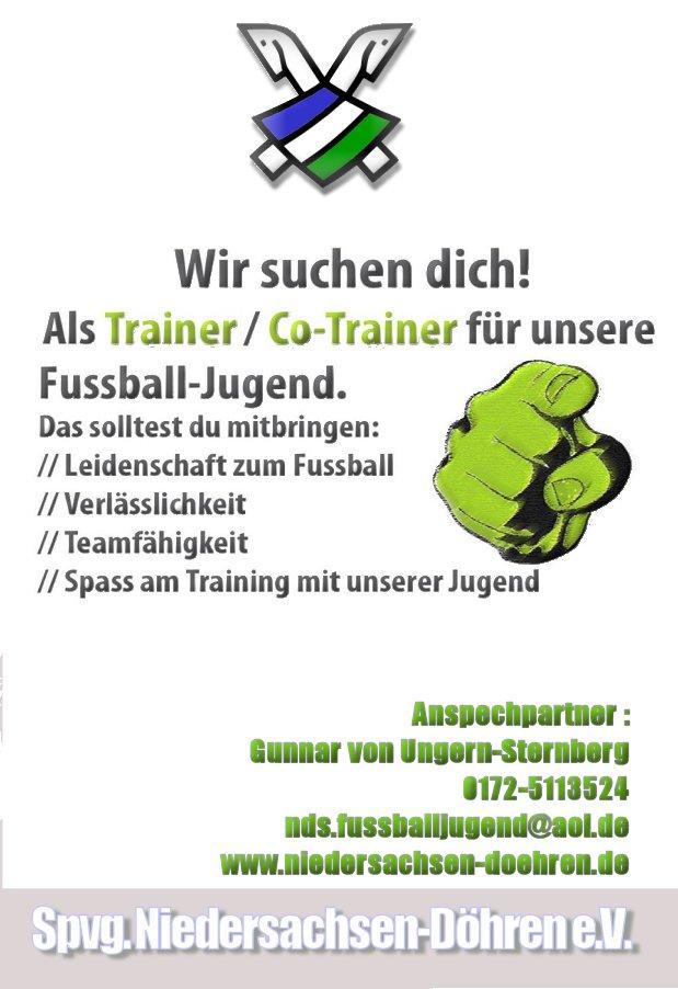 Trainersuche 2015
